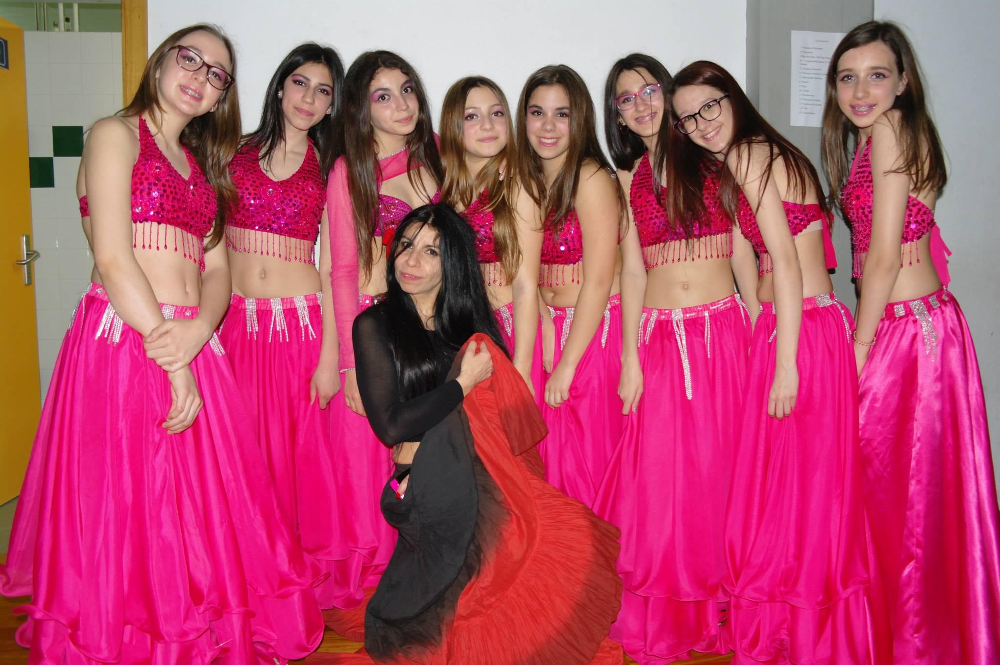 Danças Orientais