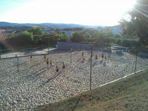 Voleibol Campo Piscinas