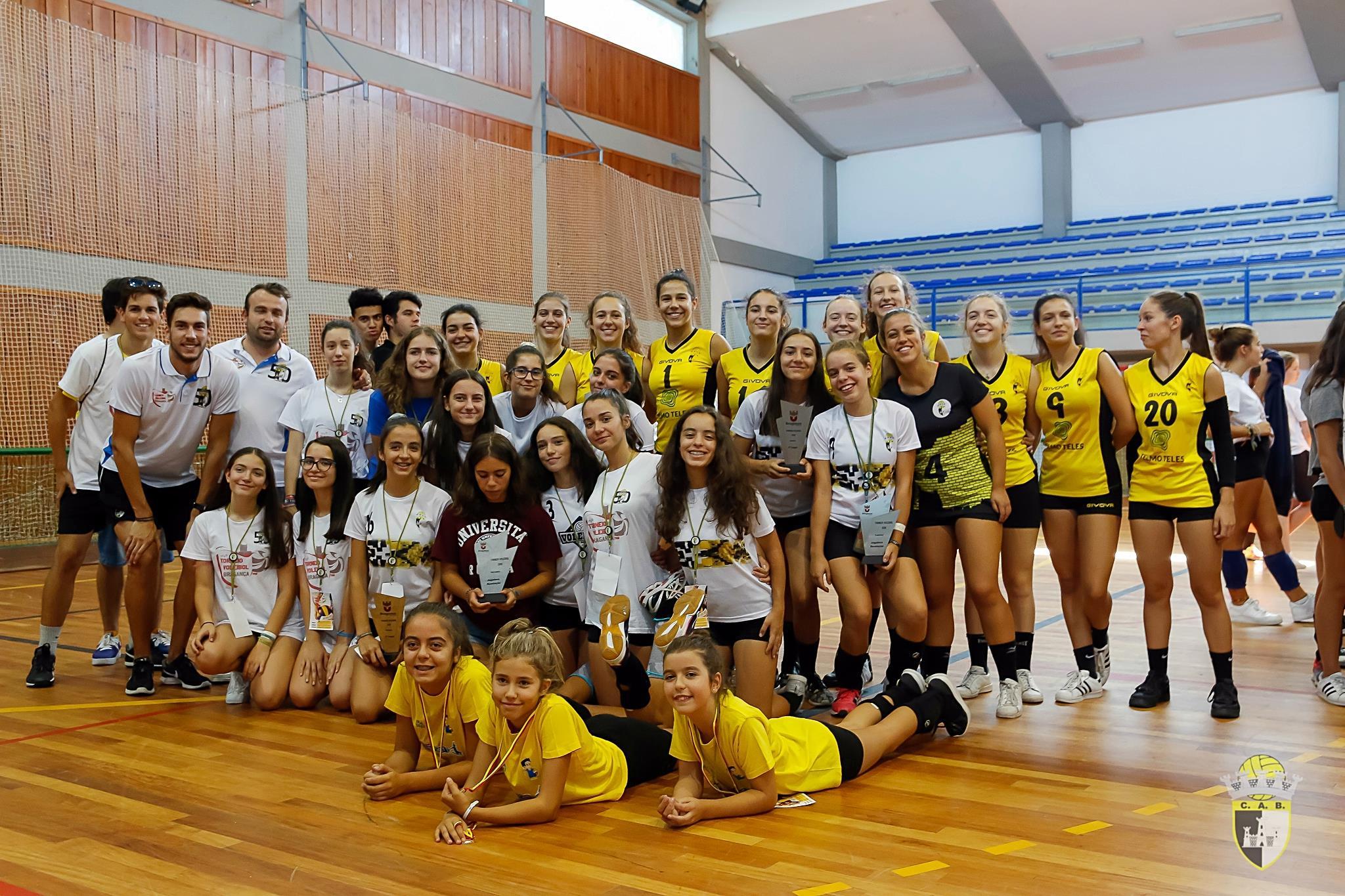 Torneio de Voleibol Bragança