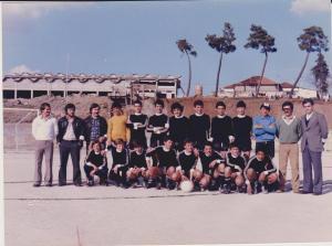 CAB Iniciados 1977/78